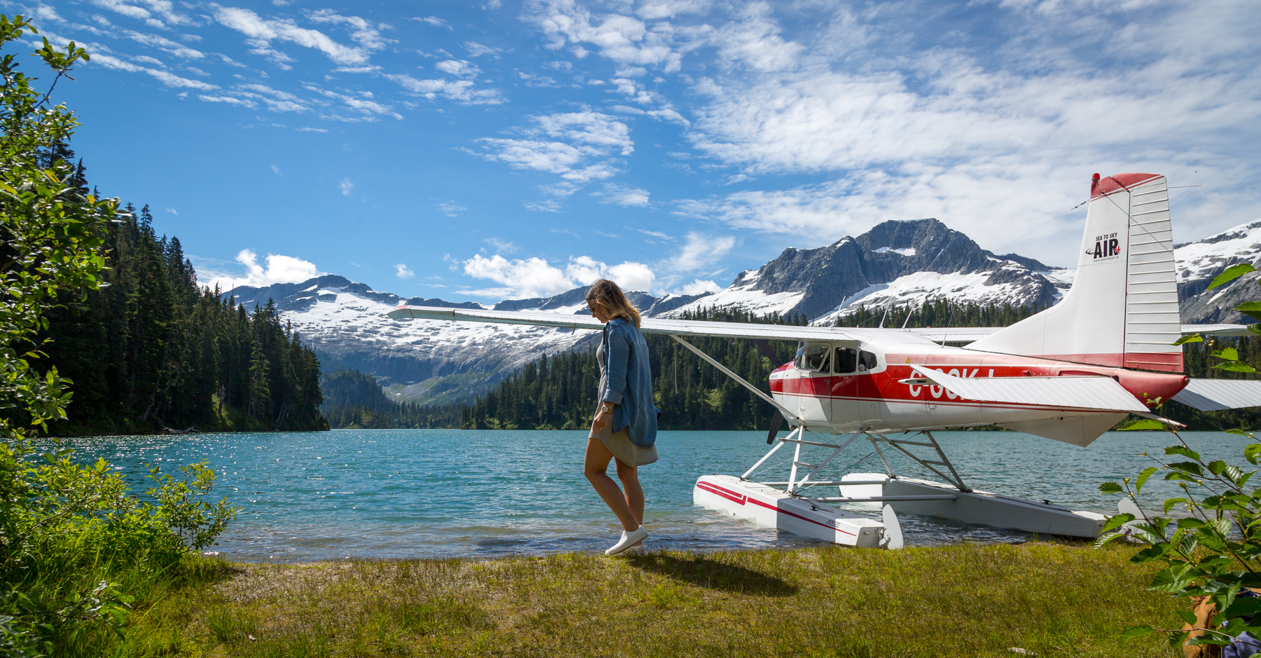 Phantom Lake Float Plane